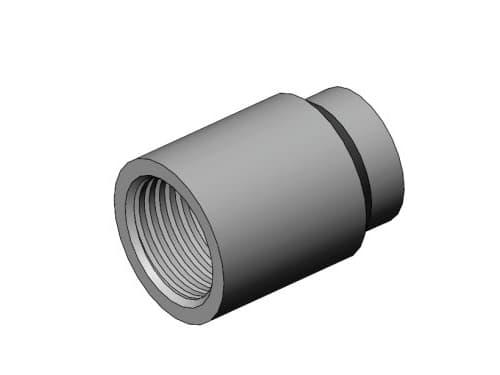 фото бобышки прямой для монтажа термометров - Энергоприбор