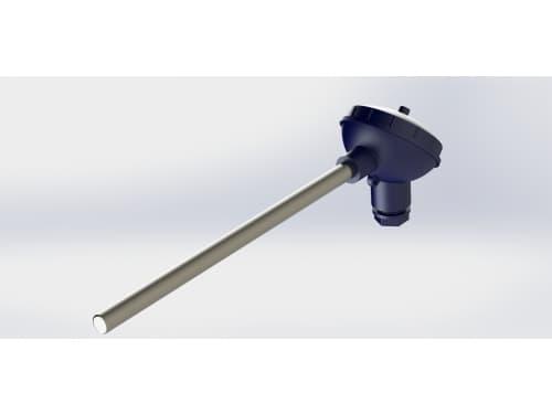 фото термометра (термопреобразователя) сопротивления 1199/12 - Энергоприбор
